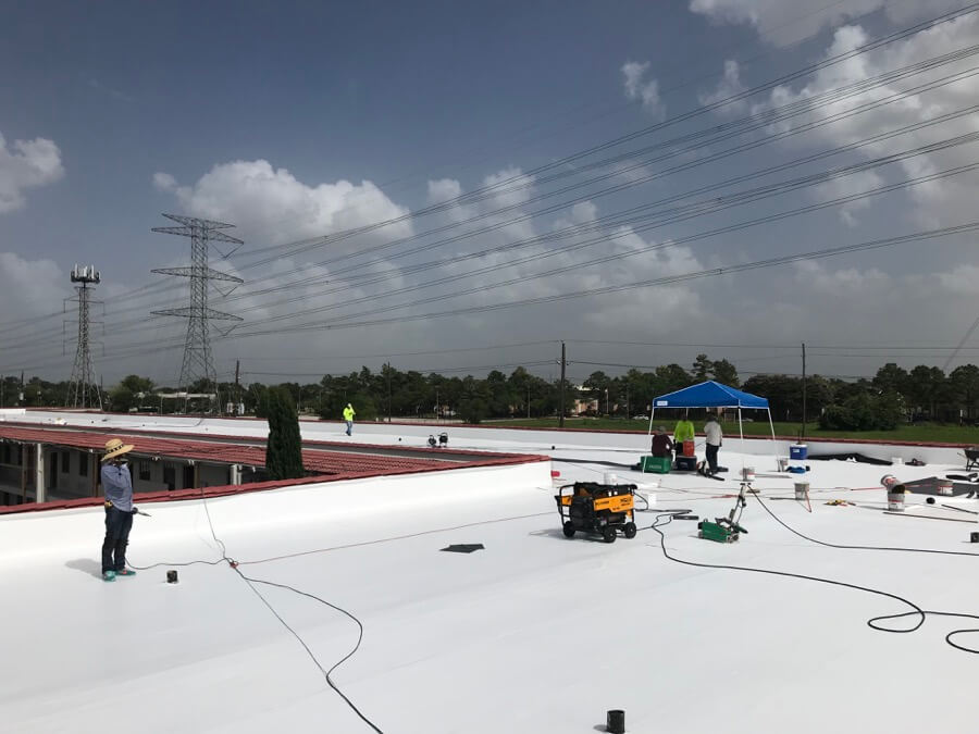 Commercial Roofing Contractors in Dallas