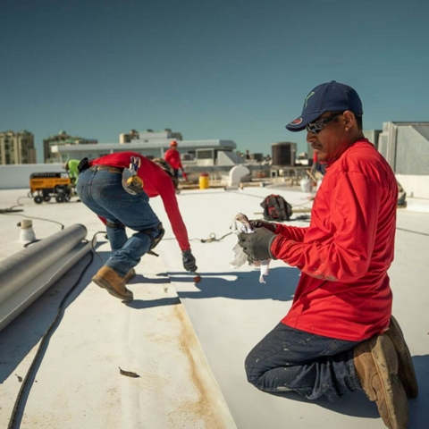 Commercial Roofing Companies Dallas TX