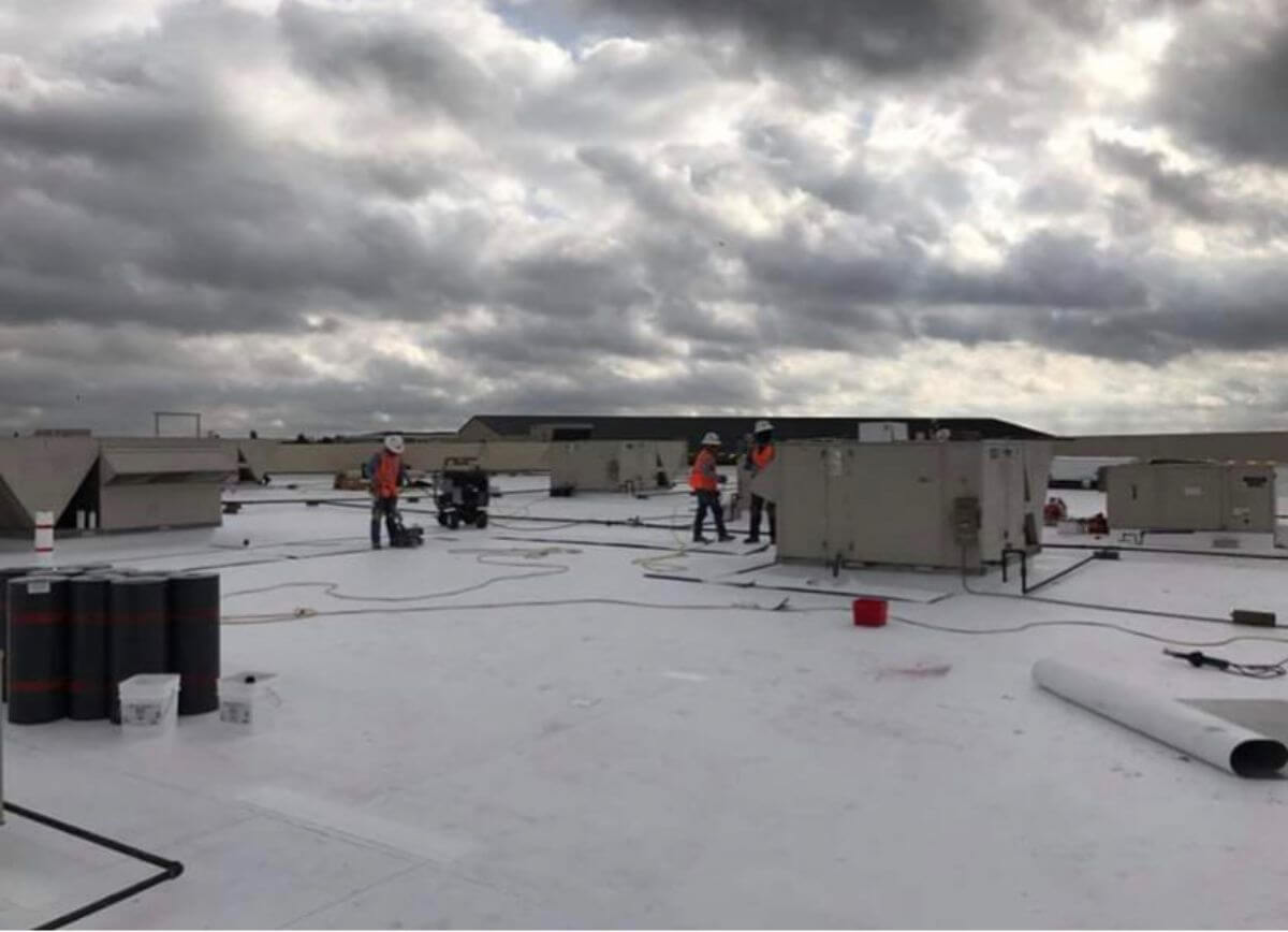 Commercial Roofing Company Dallas TX