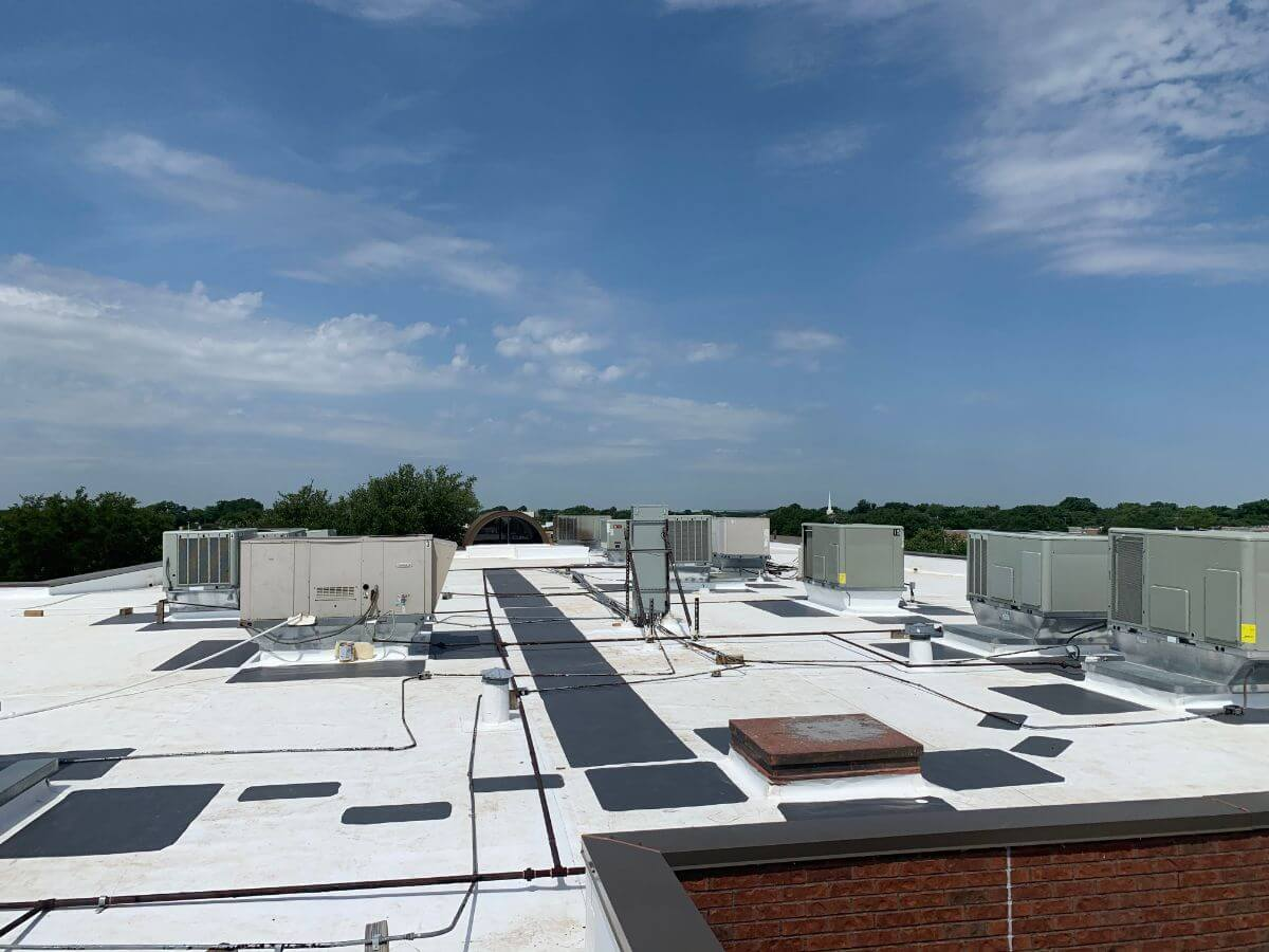 Commercial Roofing Contractors Dallas