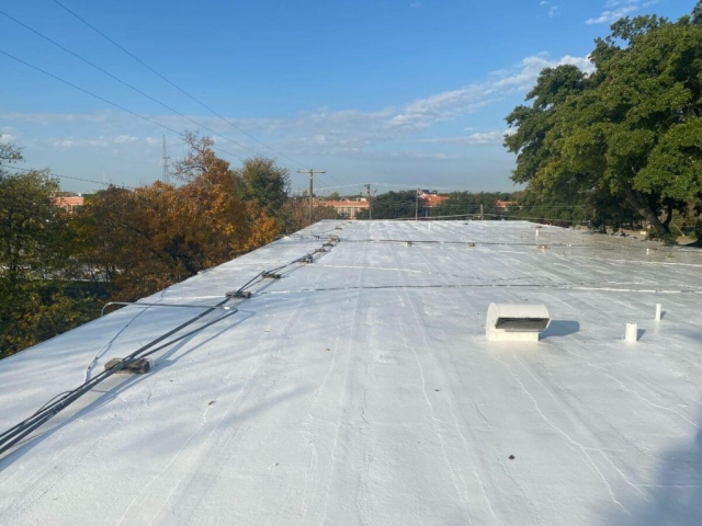 Commercial Roofing Dallas TX