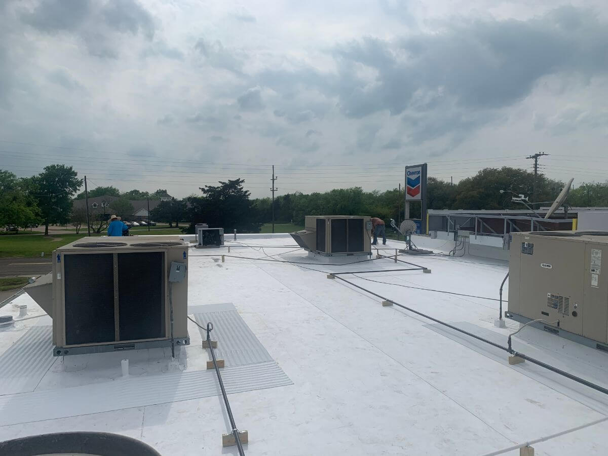 Dallas Commercial Roofing