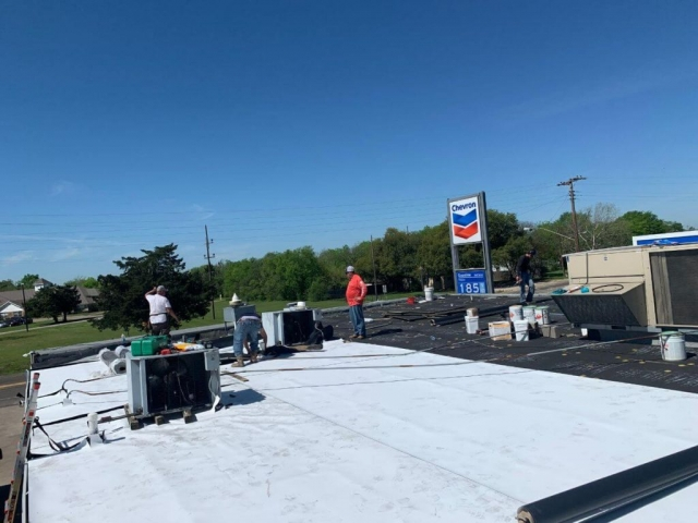Dallas Commercial Roofing Co