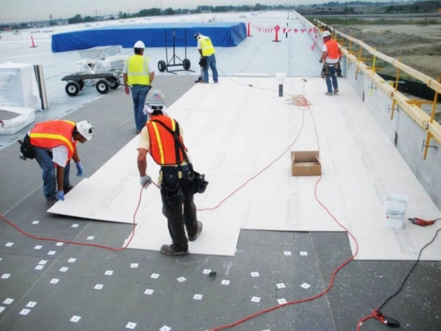 Dallas Commercial Roofing Companies