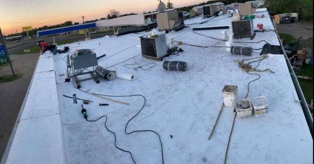 Dallas Commercial Roofing Contractors