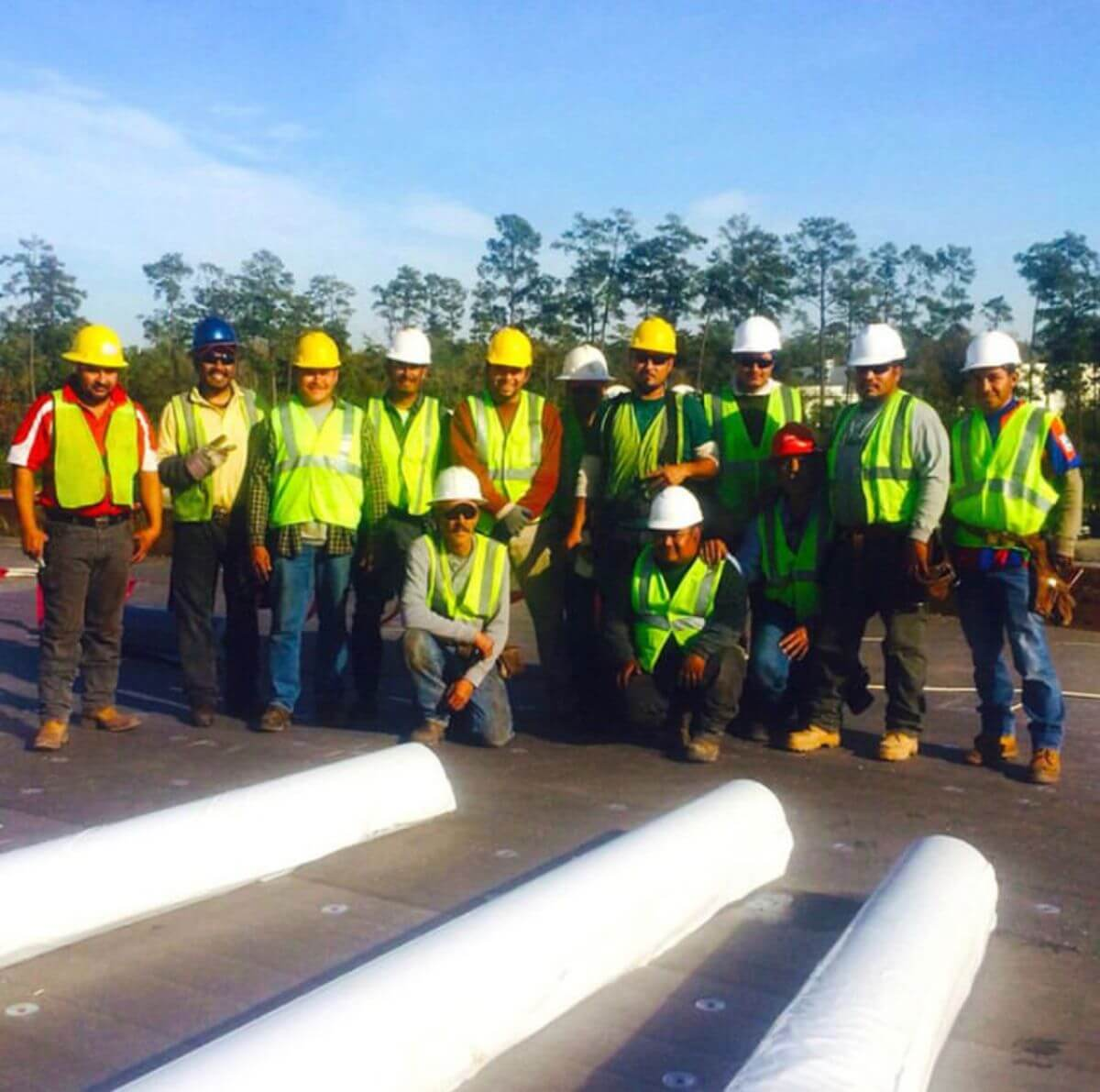 Dallas Commercial Roofing Team