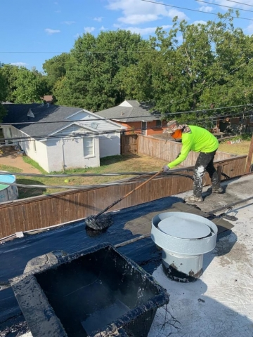 Dallas Hot Tar Roofing Richardson TX