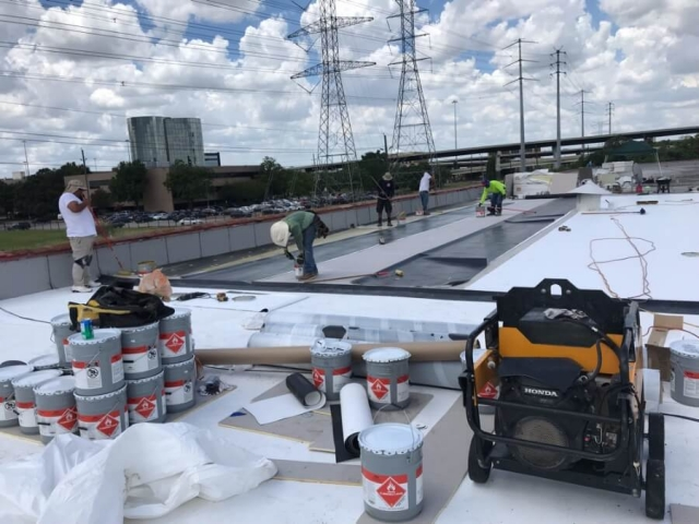 TPO Roofing Dallas TX