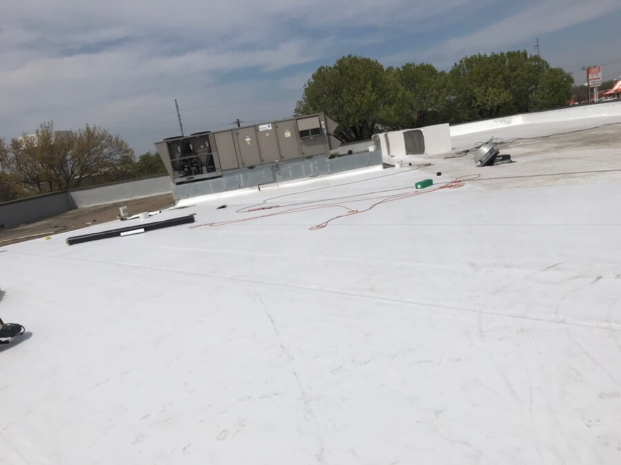 Irving Commercial Roofing