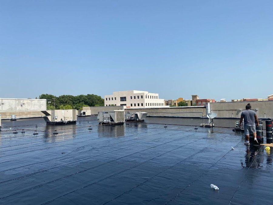 Arlington Commercial Roofers