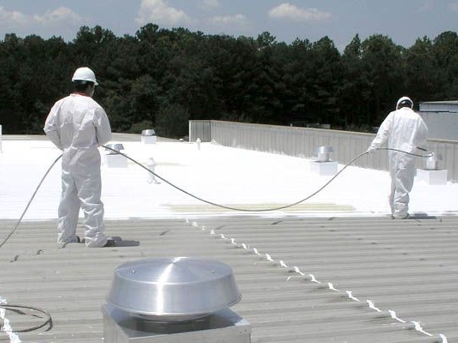 Commercial Roof Coatings Arlington TX